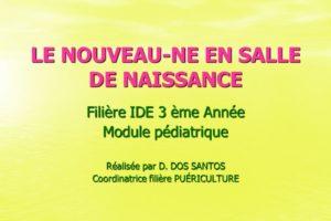 LE NOUVEAU-NE EN SALLE DE NAISSANCE .PDF