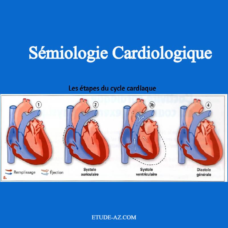 Cours de Sémiologie Cardiologique