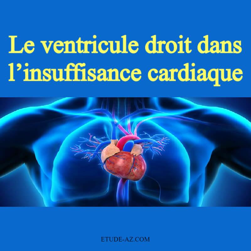 Le ventricule droit dans l'insuffisance cardiaque .PDF