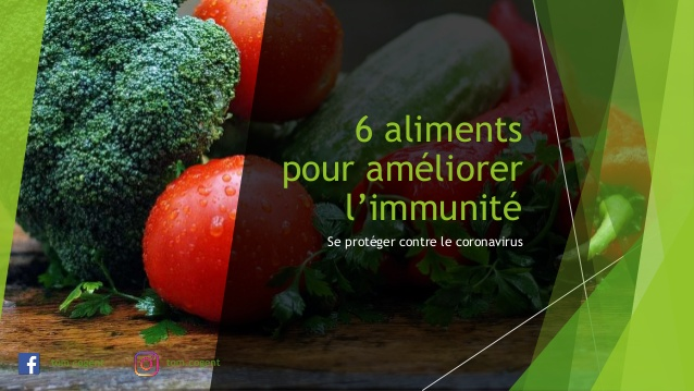 6 aliments contre le coronavirus .PDF