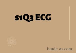 s1Q3 ECG